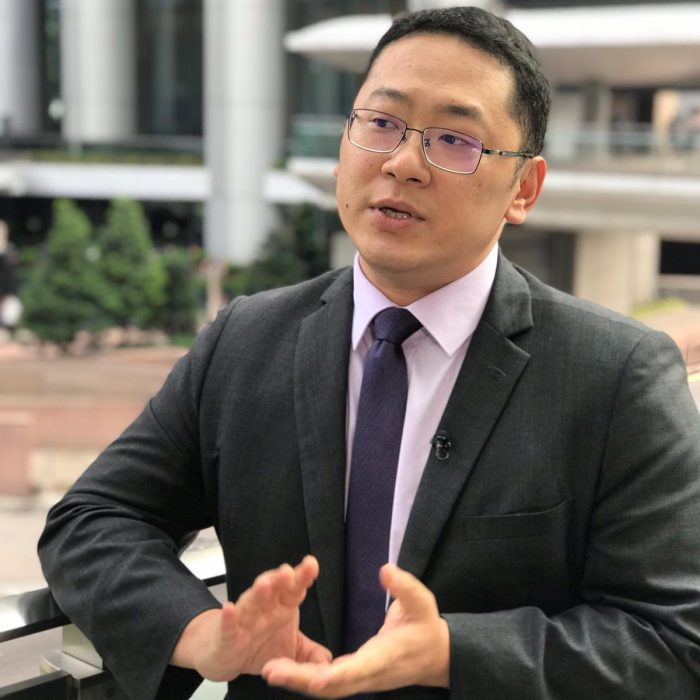 Victor Yeung, CIO, Admiral Investment